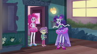 "Rarity ""you're a small pink lifesaver!"" EGDS3"