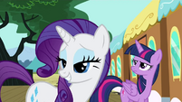 Rarity 'Won't you be a dear' S4E8