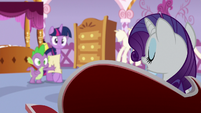 Rarity --since you dragged it out of me-- S6E22