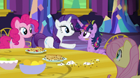 Rarity -that is absolutely the word- S5E3