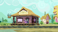 S06E22 Twilight i Spike na dworcu