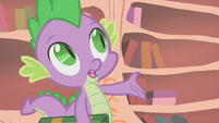 Spike -what if you're wrong, Twilight-- S1E09