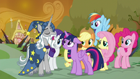 Star Swirl -Everfree Forest under control- S9E2