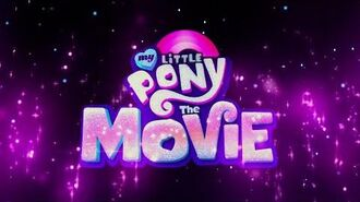 Tempest Finds The Mane 6 - My Little Pony- The Movie BGM