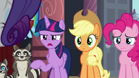 "Twilight ""definitely not all right now"" S8E4"