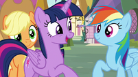 Twilight -exactly what we'll show her!- S8E18