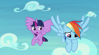 Twilight -somepony else who might get hurt- S8E20