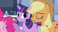 Twilight find her S3E12