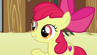 "Apple Bloom ""to figure out who you are"" S6E23"
