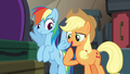 """Applejack """"we're gonna take your place"""" S6E18.png"""