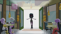 DJ Pon-3 entering Sugarcube Corner EG2.png