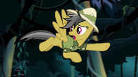 "Daring Do ""Caballeron only wants it"" S9E21"