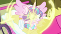 Flurry Heart teleports into her stroller S7E3.png