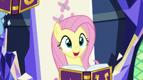 "Fluttershy ""I think that's a great idea"" S7E14"