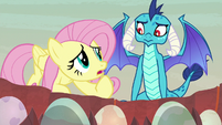 "Fluttershy ""maybe they're lonely"" S9E9"