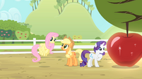 Fluttershy '... know how special that particular apple...' S4E07