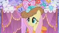 Fluttershy in her custom Gala dress S1E14.png