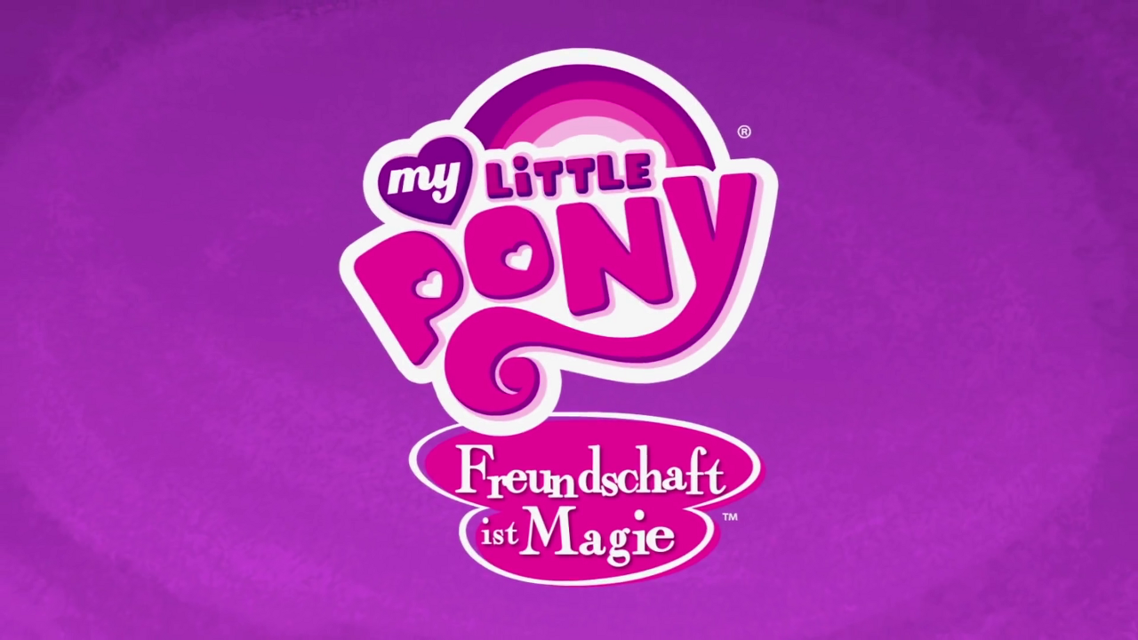 My Little Pony Friendship Is Magic International Edits My Little