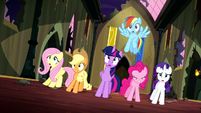 Mane Six shocked S5E13