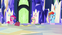 "Pinkie Pie ""I was already in!"" S9E4"