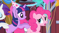 Pinkie Pie 'His party was cut short' S1E25.png