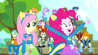 Pinkie Pie -a beautiful Saturday- SS4