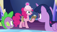 Pinkie Pie -sure we can!- S8E1
