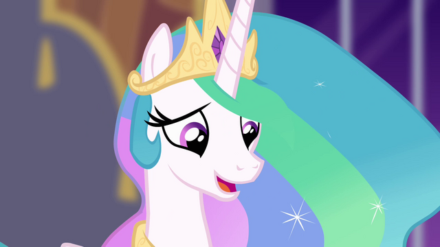 "File:Princess Celestia ""you may no longer be my student"" S4E01.png"