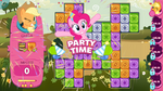 Puzzle Party screenshot - Level cleared