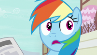 "Rainbow Dash ""the greatest author"" S7E18"