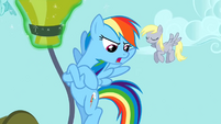 Rainbow Dash is skeptical 2 S2E15
