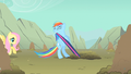 Rainbow Dash strong effort S1E19.png