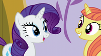 Rarity -the gown shall be yours- S5E14