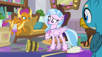 Silverstream fails to smash the bucket again S8E16