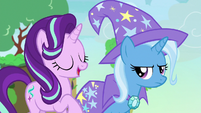 Starlight -before Chrysalis' throne was destroyed- S7E17