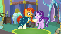 "Sunburst ""I better get some sleep"" S7E24"