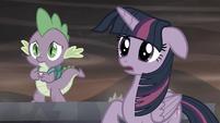 Twi --...that led you to make your village without cutie marks-- S5E26