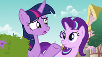 Twilight -that's not what she was saying!- S7E14
