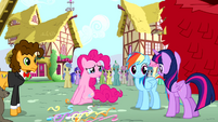 Twilight -what about you, Pinkie Pie-- S4E12