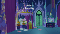 Twilight Sparkle's dark bedroom S8E2