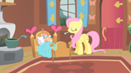 201px-Fluttershy giving thermometer to Philomena S1E22
