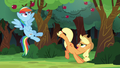 Applejack kicks an apple up into the air S6E18.png