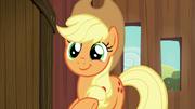 Applejack smiling pleased S6E10