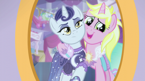 Bright Pony feels like a princess too S5E14