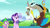 "Discord ""I just go to pieces"" S8E15"