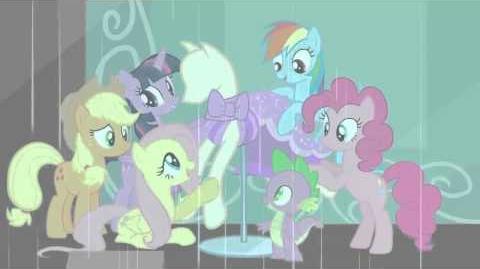 European Portuguese My Little Pony Generosity Song - Reprise HD