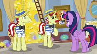 Flam -you have something on us- S8E16