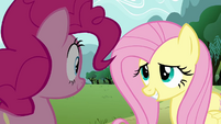 Fluttershy 'But...' S3E3
