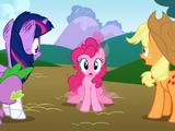 Transcripciones/Las Predicciones de Pinkie