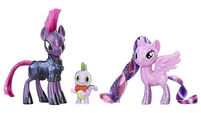 MLP The Movie Friendship Festival Foes Set